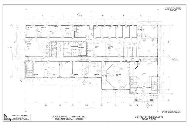 CUD - Architectural RFP_Office Bldg
